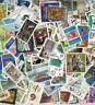 LOT 1000 timbres tous pays. TOUS différents, toutes époques. Neufs er oblitérés