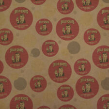 Jello Shot Other Favorite Thing Jiggles Kraft Gift Wrap Wrapping Paper Roll