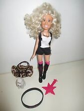 Ashley Tisdale 25cm Doll Series 1: He Said, She Said & Your Own Bracelet to Wear