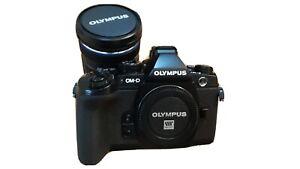 Olympus omd em1 Mark 1 Micro 4/3rds Digital SLR Camera
