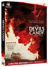 The Devil's Candy (DVD + Booklet) MIDNIGHT FACTORY