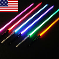 Star Wars Lightsaber Light Sword Fx Effect RGB16 Colors Force Jedi Cosplay Toy