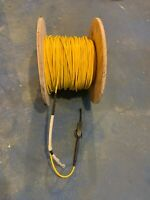 120m (390') Underwater Marine Sonar/ROV Cable/Tether 4-Conductor Made in USA