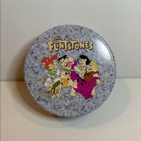 Vintage Tin From 1994 The Flintstones Tv Show