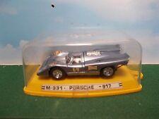 PILEN ARTEC  DIE CAST PORSCHE 917 MODEL. VGC. 1:43 SCALE BOXED.