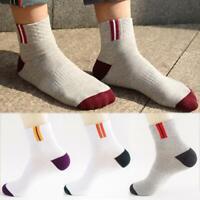 Men Invisible Socks Soft Cotton Mesh Breathable Short Ankle Boat Socks CA