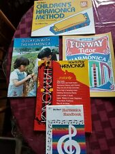 Harmonica Instruction Books Collection 5