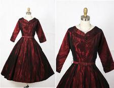 acc35b5b6fea98 Taffeta 1950s Vintage Dresses for Women for sale   eBay