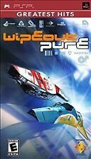 Wipeout Pure Greatest Hits (Sony PSP, 2006) BRAND NEW SEALED