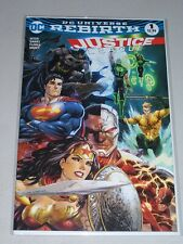Justice League #1! (2016) Rare Dynamic Forces Tyler Kirkham Variant! NM!