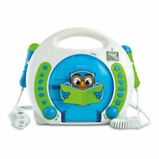 X4-TECH 701595 Kinder Cd-player Bobby Joey lese Eule D