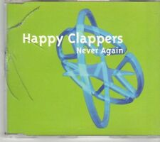 (DY882) Happy Clappers, Never Again - 1996 CD