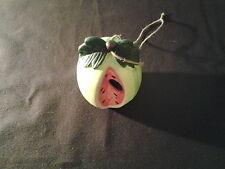 New listing Ceramic Bird Feeder (Watermelon)