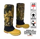 RIVERS WEST Mossy Oak Country Boot Gaiters (8604-MOC-OSFM)