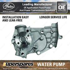 Gates Water Pump for Daihatsu Charade L251 Cuore L701 1.0L 40KW 43KW