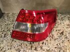 2006 2007 2008 2009 Lincoln Zephyr MKZ Tail Light Right (pass Side) 039  for sale