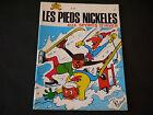 PELLOS LES PIEDS NICKELES N°61 AUX SPORTS D'HIVER EDITION DE 1983