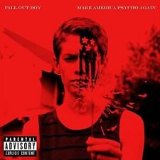 Make America Psycho Again [PA] by Fall Out Boy (CD, Oct-2015, Island (Label))
