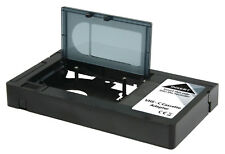 ADAPTATEUR CASSETTE CAMESCOPE VHS-C VHS C VHSC POUR MAGNETOSCOPE VHS K7  VIDEO