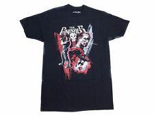 Punisher Trio Trash Marvel Comics T-Shirt