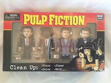 Pulp Fiction The Gimp GE OMS NIB Butch Zed Marsellus 2004 Figures Classic Movie