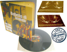 BALLETTO DI BRONZO On The Road To YS (1971) LP VINYL 180gr Released 2011 NUOVO