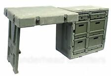 Hardigg FIELD DESK US Military Army Surplus Tent Table Case Container No Chair