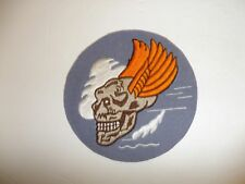 b4444 WW 2 US Army Air Force 85th Fighter Squadron 79th Fighter group R11C