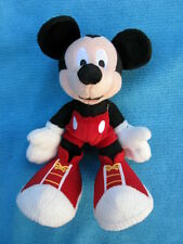 "DISNEYSTORE MICKEY MOUSE *BIG SNEAKERS* 6"" PLUSH DOLL * BRAND NEW"