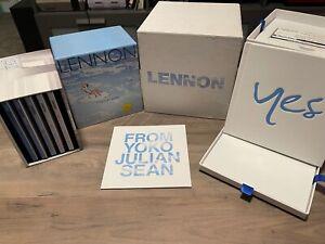 John Lennon Anthology & Studio Box Set (CD)