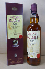 750ml Captain Bligh XO Special Reserve Rum aus St. Vincent, Bourbon Fass Reifung
