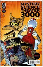 Mystery Science Theater 3000 (Dark Horse) 1B 2018 Vance