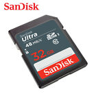 SanDisk 32Go Ultra Class 10 UHS-I SD 48MB/s SGHC / SDXC Carte Mémoire