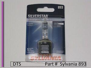 New Sylvania Silvestar 893 Halogen Bulb Fog Light
