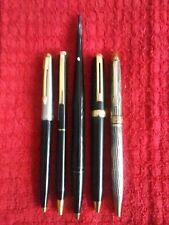 New ListingLot Of 5 Vintage Pens Shaffer/ Papermate/Fisher