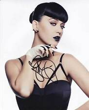 Katy Perry In-Person AUTHENTIC Autographed Photo COA SHA #25272