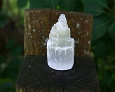 Selenite Crystal - Crown Chakra - Meditation