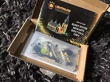 LED Light Lighting Kit ONLY For LEGO 75954  Hogwarts Great Hall