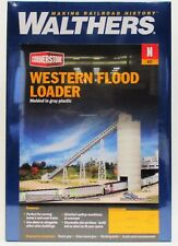 N Scale Walthers Cornerstone 933-3247 Western Flood Loader Building Kit