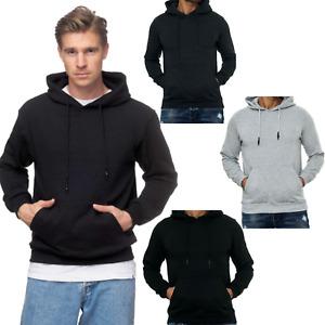Kapuzenpullover Hoodie Herren Kapuzensweatshirt Pullover Trainingsanzug Basic