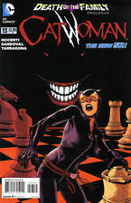 Catwoman #13 Second Print 2011 New 52 DC Comics