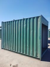 USED 4m long / 2.44m wide 2.9m High shipping container / Portable storage shed