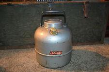 RARE Vintage 1950's HOLIDAY 1 Gallon Metal Thermos Hot & Cold Cooler Jug