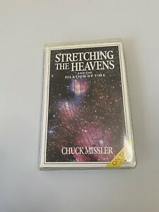 Stretching the Heavens & the Dilation of Time Chuck Missler Audio Book Cassettes