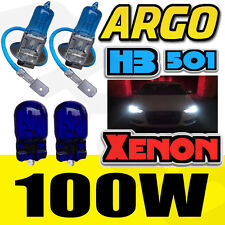 H3 100W SUPER WHITE 453 FOG SPOT LIGHT BULBS HID VOLKSWAGEN PASSAT