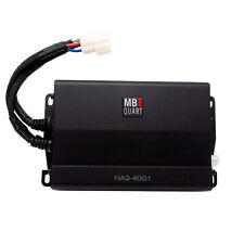 MB Quart NA2-400.1 compact 400 watt mono Powersports amplifier
