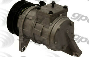 A/C Compressor-New Global 6511529