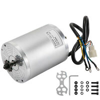 60V DC Motor Brushless Electric Motor 2000W BLDC scooter E-Bike motorcycle