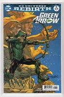 Green Arrow Issue #15 DC Comics Rebirth Variant Cover (March 2017)