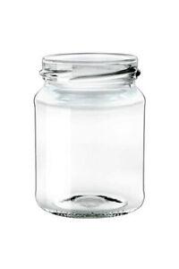 6/Vasi in vetro 290/ML di barattoli in vetro completo vasetti Weck/ /1//5/litri 1//4/litri einweckglaeser macchina per conserve